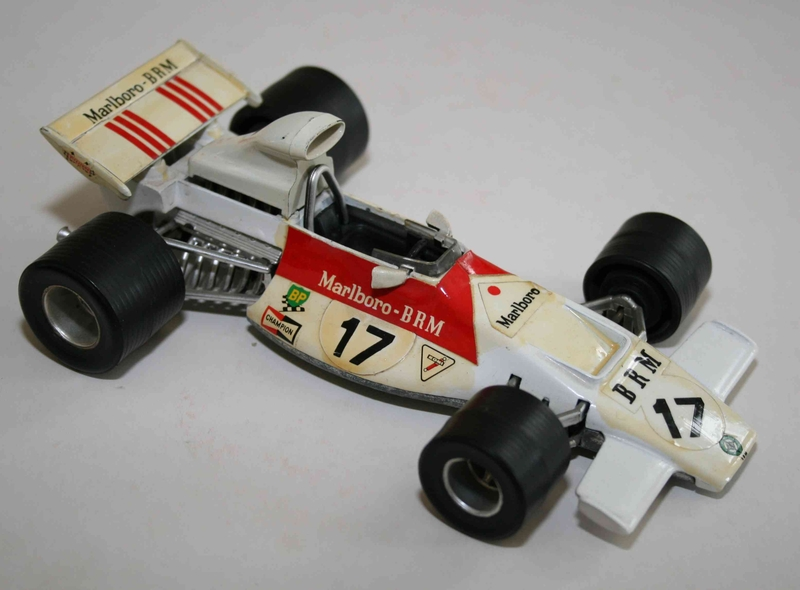 Politoys No Fx4 1 25 Formel 1 Brm Marboro P 160 F1