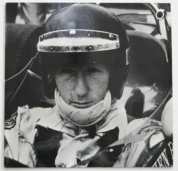 Motorsport Schallplatte - Jochen Rindt, Ein Porträt (<b>Heinz Prüller</b>, Amadeo) <b>...</b> - Jochen_Rindt_Front